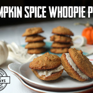 All Things Pumpkin and Pumpkin Spice Whoopie Pies Recipe