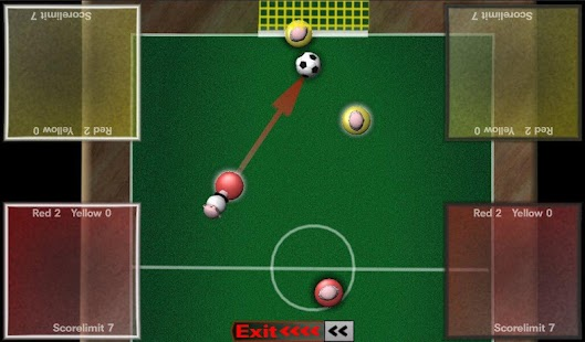 Action for 2-4 Players Screenshot