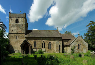 Photo: St Michael's Church, Munslow