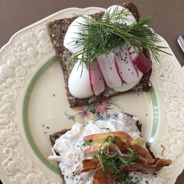 Photo from Café Sonja