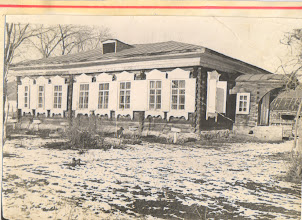 Photo: Солонешенская общая начальная школа в 30-е гг.