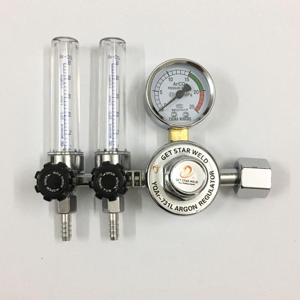 Tính ứng dụng của đồng hồ khí argon