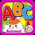 ABC Animal English FlashCards icon