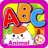 ABC Animal English FlashCards
