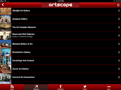 artscope- screenshot thumbnail