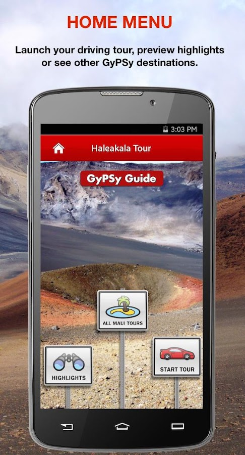Maui Haleakala GyPSy Tour- screenshot
