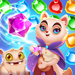 Treasure hunters match-3 gems 2.4.4