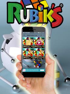 Guide Rubiks Tutorial - náhled