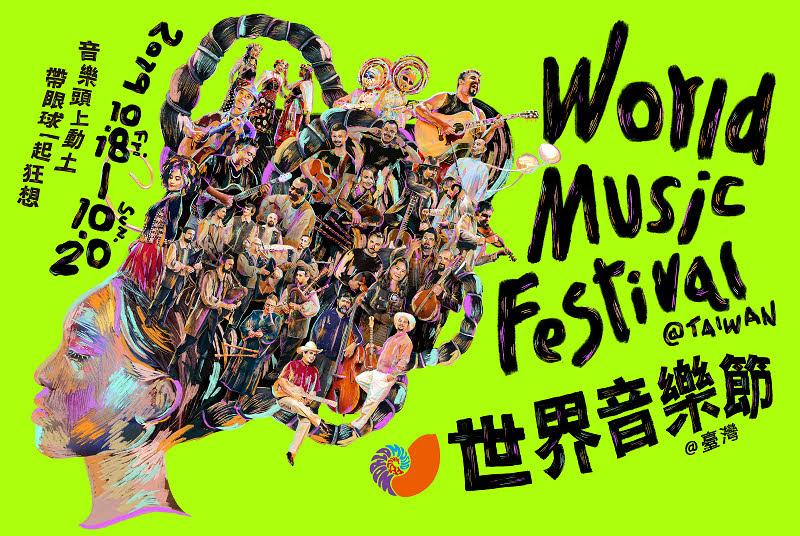 [演唱會情報] 2019最吸睛的戶外音樂節- 世界音樂節   8月15日正式開賣