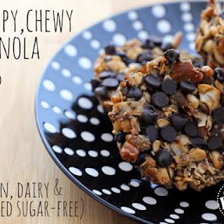 How to Make Paleo Granola Bars (Crispy & Chewy)