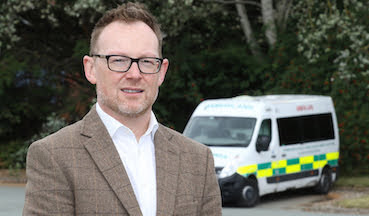 Ambulance response times putting lives in danger