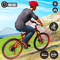 Offroad Bicycle BMX Riding icon