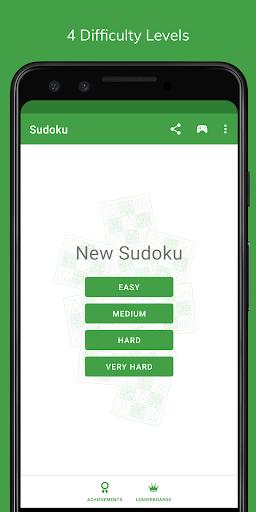 Sudoku - Free & Offline 2.2.2 screenshots 2