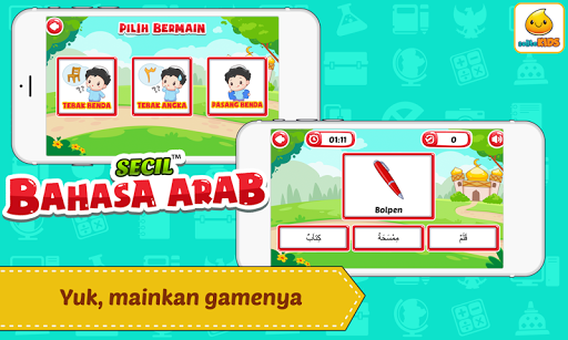 Belajar Bahasa Arab + Suara  screenshots 5