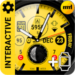 Watch Face Y360 Inter Icon