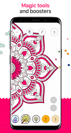 RECOLLECT: Color by Number - screenshot