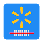 Walmart Scan & Go icon