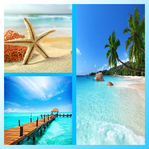 أفضل صور خلفيات البحر للهاتف 遊戲 App LOGO-硬是要APP