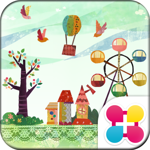 Picture Book Wallpaper Theme Icon