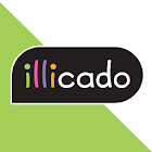 Carte cadeau illicado icon