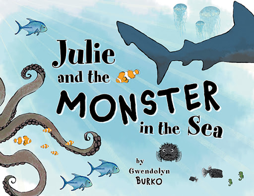 Julie and the Monster in the Sea cover
