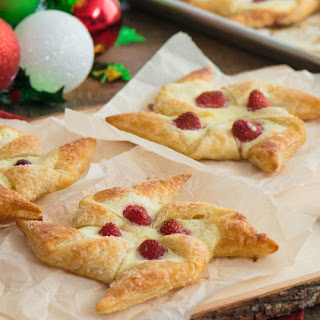 Christmas Pinwheel Pastries Recipe