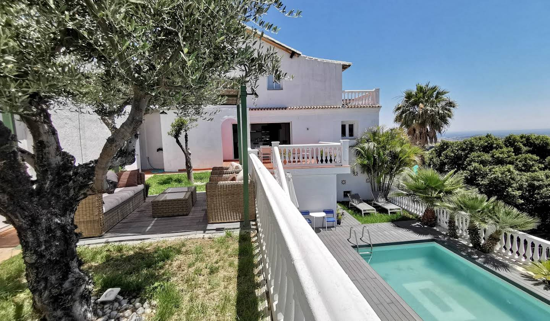 Maison avec piscine et jardin Mijas