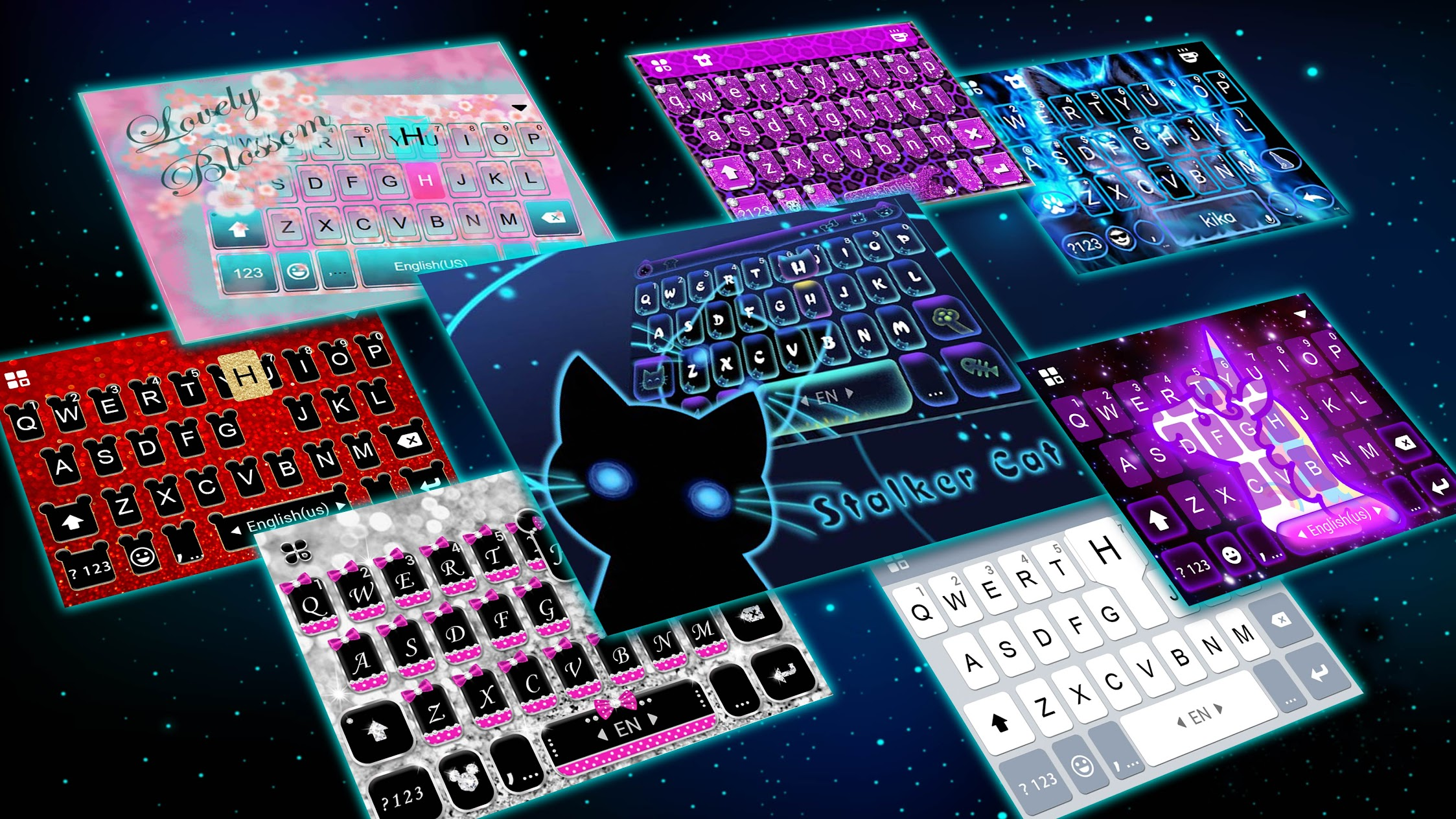 Best Design Keyboard Theme - 2018 Android