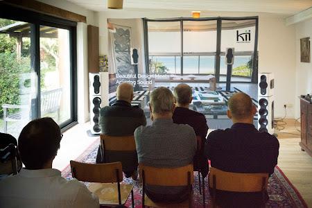 Kii Audio show oktober 2018