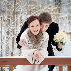 Wedding photographer Elena Drozdova (Luckyhelen). Photo of 13.02.2014