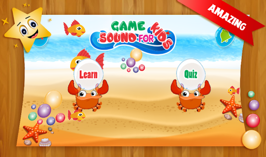 Sound Game for Kids - Learn Animals & Birds Sounds - náhled