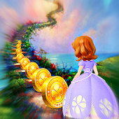 Shimmer Sofia The Princess Free Running Game