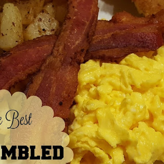 The Best Scrambled Eggs