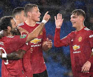 League Cup : Manchester United convaincant, Dominic Calvert-Lewin en feu