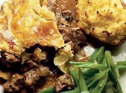 Beef And Kidney Pie Recipe