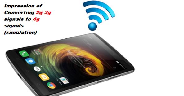 3G 4G Speed Booster Prank - náhled