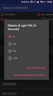 Wps Wpa Tester Premium Screenshot