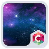 Night Sky Theme HD: C Launcher