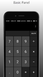 UC Calculator - náhled