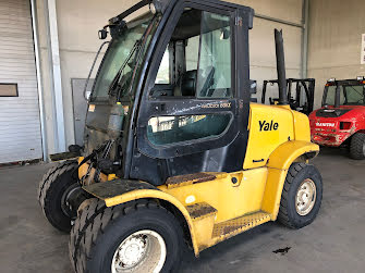 Picture of a YALE GDP60VX