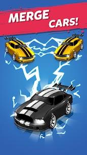 Merge Battle Car: Best Idle Clicker Tycoon game 5