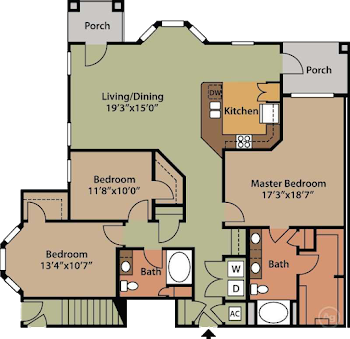 Go to St. Andrews Floorplan page.