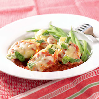 Make-Ahead Stuffed Shells with Cabot White Cheddar