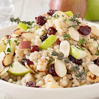 Harvest Israeli Couscous Salad