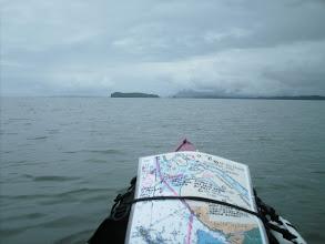 Photo: Kitson Island is straight ahead.