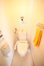 Photo: 2階トイレ 2层 厕所 2F toilet
