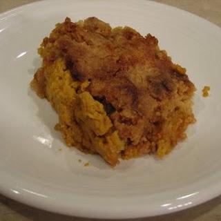 Easy Pumpkin Dessert.