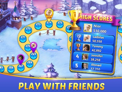 Solitaire TriPeaks Journey – Free Card Game 9