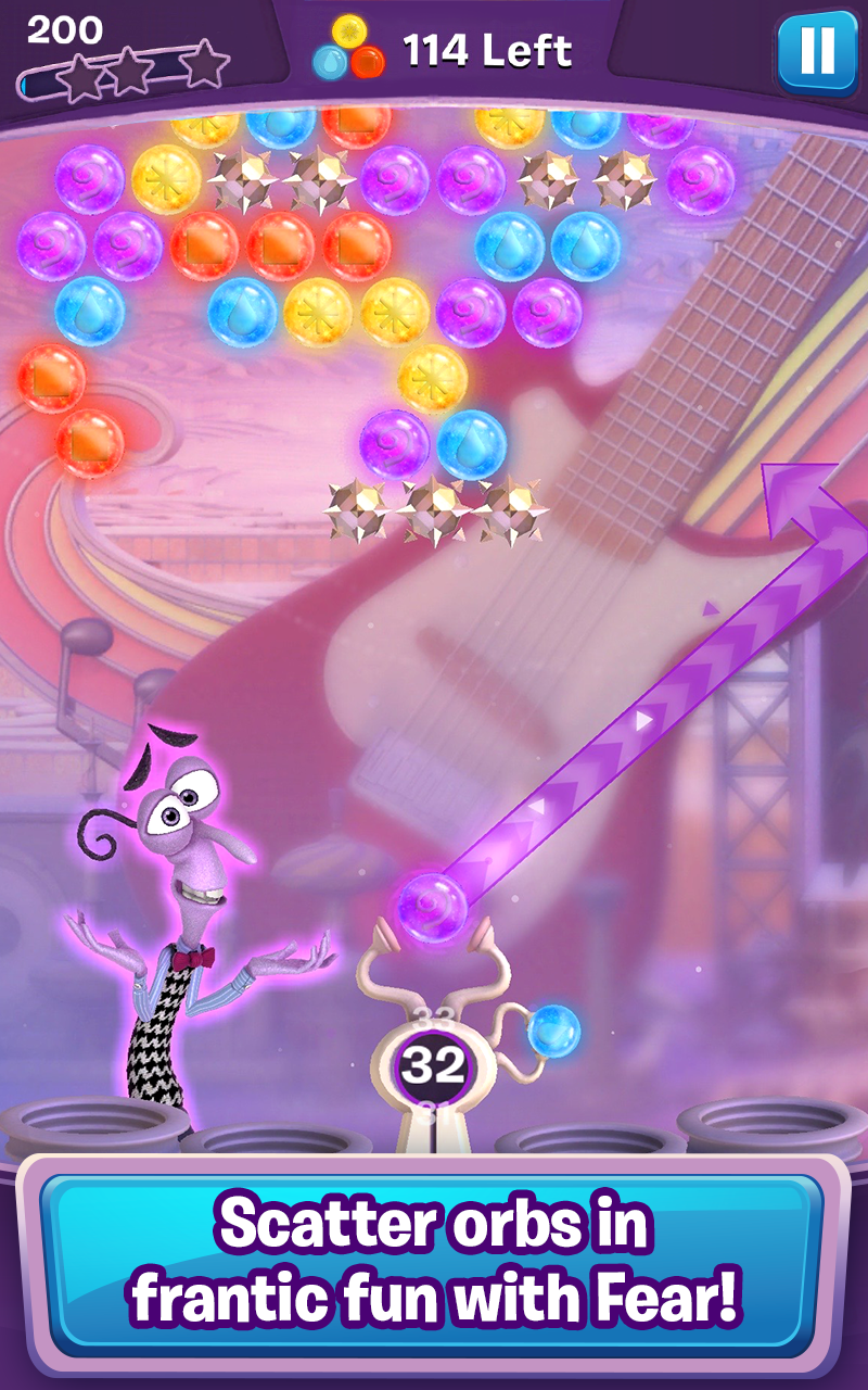 Inside Out Thought Bubbles screenshot #5