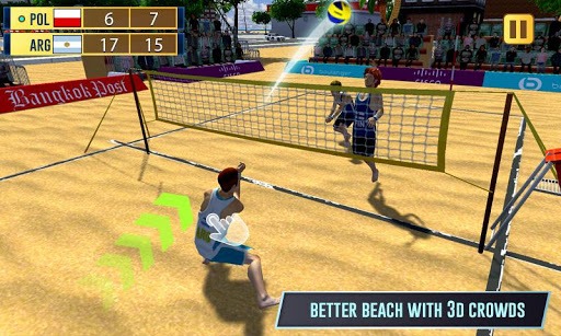 download beach volleyball champions 3d free for android beach volleyball champions 3d apk download steprimo com ste primo